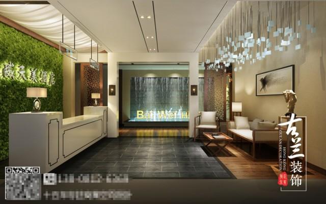 """本案酒店在坚持""""以人为本""""的同时打造不同的酒店风格文化。提倡亲情化、个性化,突出简单、时尚、安逸、品味的特点。"""