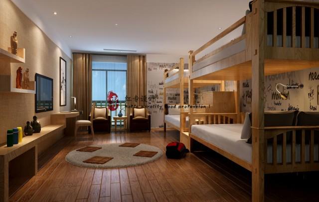 简阳星级酒店设计公司-红专设计 | 品竹大酒店