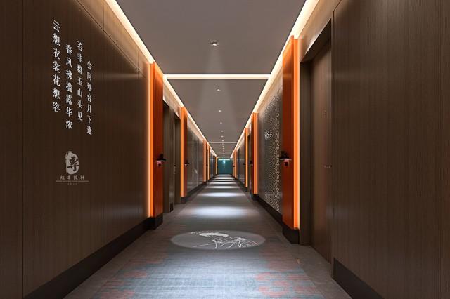 青岛精品酒店设计公司|悦廷·栖居酒店