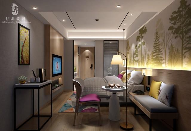 郑州度假酒店设计公司|品韵幽居精品酒店
