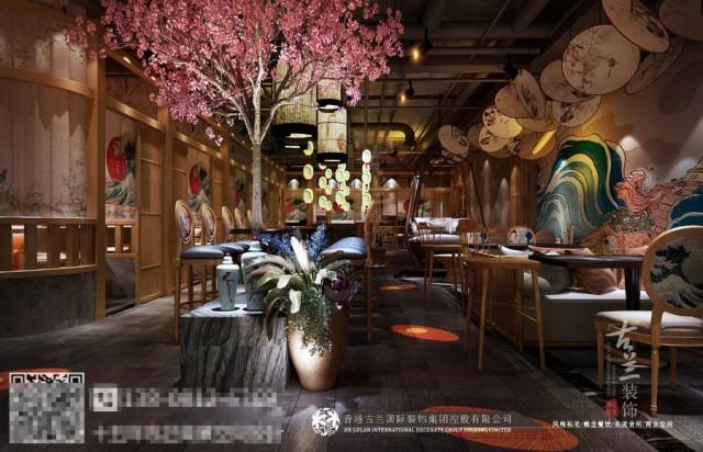 项目主要以轻日式结合中式风格为主,设计保留原始建筑结构的美感搭配木质造型,炫彩的灯光,趣味合理的空间布局,为消费者营造出时尚有温度的空间环境!