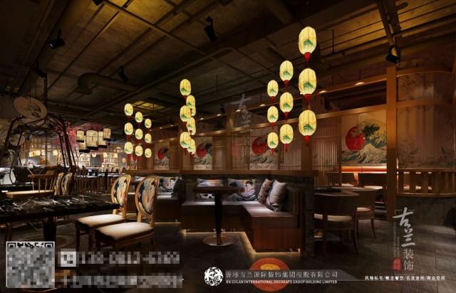 成都专业酒吧设计装修公司|贵州安顺小资港酒吧设计效果图