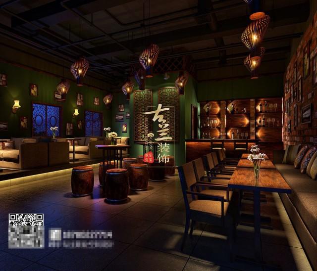 达州专业酒吧设计装修公司-寒舍酒馆-酒吧设计公司哪家好