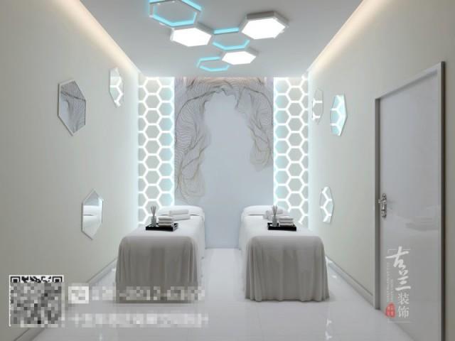 成都医疗美容院设计装修公司-芙笙集医疗美容院装修效果图
