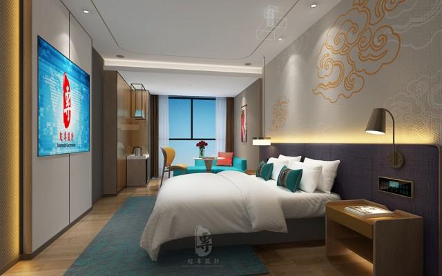 贵州五星级酒店设计公司|礼记·春天精品酒店