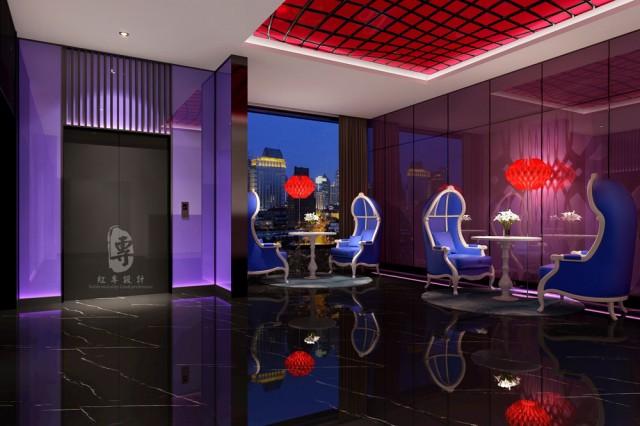 万源星级酒店设计-红专设计 | only day精品主题酒店