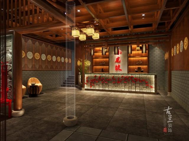 小龙坎老火锅店(拉萨店)-杭州餐厅设计公司-专业火锅店装修案例