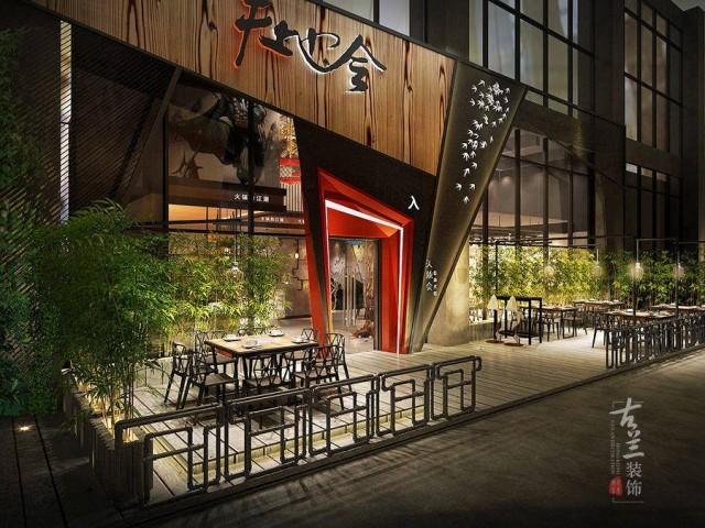 """天地会坐落在成都武侯区,是一家很新颖的火锅店。从它的装饰就能清楚的感受到它的""""潮"""",它跳脱了一般火锅店大量采用原木复古的固有模式,取而代之的是一种浓浓的工业风。"""