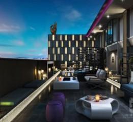 内江五星级酒店设计-红专设计 | 瑞莱精品酒店