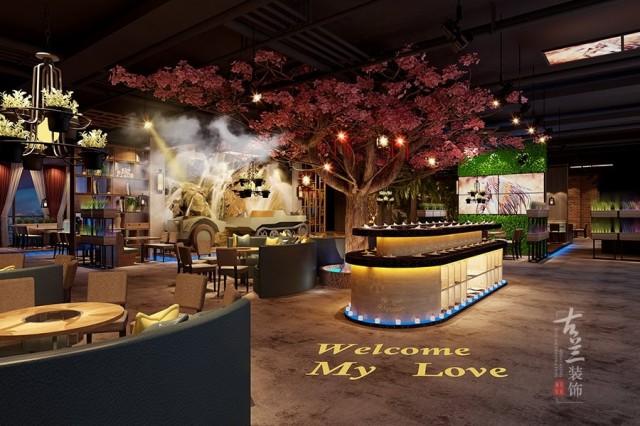 项目名称:重庆渝忠火锅店(乐山店)  项目地址:四川省乐山市新华路  设计说明:根据客户提供的经营理念以及打造花园式餐厅的装修需求。设计风格以绿植为主题贯穿整个始终,一步一景,力求打造高品味低价位的火锅用餐氛围,为增加客户参与感体验感,融入旅行主题的软装及摆件,复古老爷汽车、飞机、自行车、旅行箱这些旅行工具让整个空间活跃起来,为花园餐厅增添话题性、参与感。