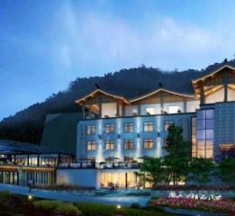 乐山专业酒店设计-红专设计 | 花田里