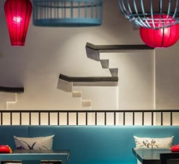 二小姐的店餐厅全案设计——特色餐饮