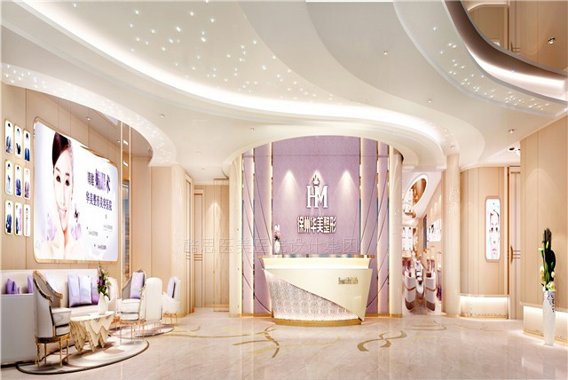 徐州整形医院设计|医学美容中心设计|徐州医疗美容外科诊所设计公司