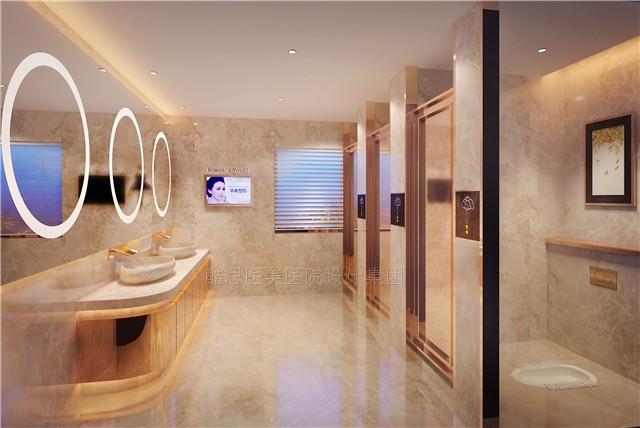 徐州医学中心设计|体检中心设计|光电中心设计装修公司