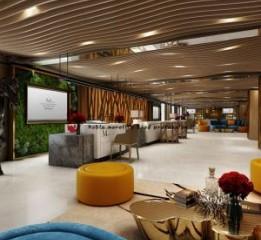 资阳专业酒店设计-红专设计 | M酒店