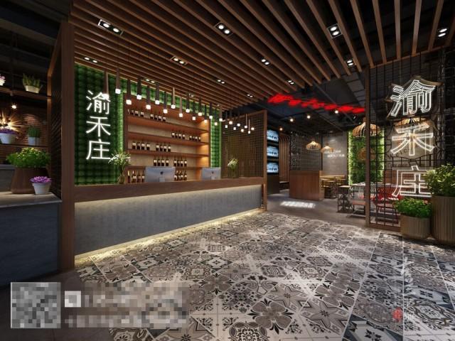整个餐厅设计给人个性化但惬意的环境感受。宽大的落地窗让自然天光充分延伸进室内,木色和铁艺的桌椅或是高低错落的家具,做旧的墙壁,生长在四处的绿色植物......这所有的不拘一格让人感到舒适,愿意坐下来让内心享受一隅独处又或小聚的时光。