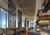 华贝HBD:峨眉山庄酒店建筑室内空间