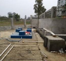 农村生活污水处理设备设计方案优选河