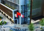 成都酒店设计公司-君子兰国际大酒店