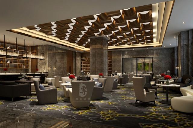 贵州星级酒店设计|百和·铂雅城市酒店
