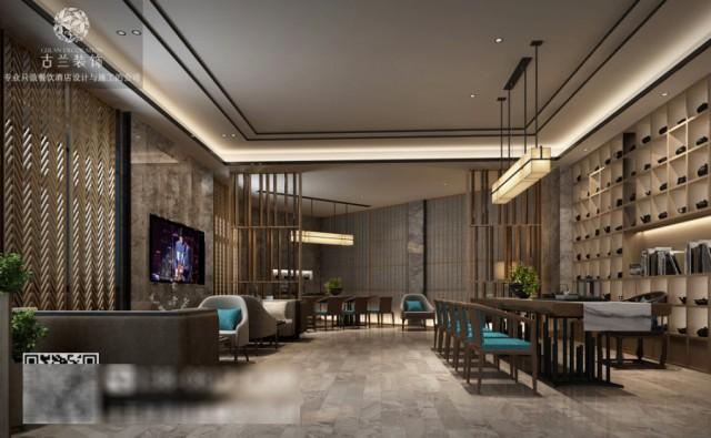 在酒店的大堂中的一草一木、一个优美的线条都透露出酒店的艺术气息,用灯光的照射方式的选择更显酒店的品质感。这里既是酒店的接待大厅,也是酒店当地特产展示区,这样的设计与酒店的整体气质相搭配,客人也可以在此挑选自己喜欢的特产。