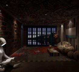 成都主题酒店设计-艺术与生活的结合