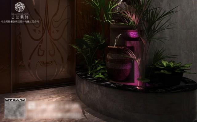 """本精品酒店设计的核心为:来成都、住蜀居、读四川、享天伦。古兰装饰公司把本精品酒店设计共分成四个部分。第一:大厅和公共过道、以读四川为重要设计核心。第二:开发了隐蜀房型、来服务有""""中隐隐于市""""隐者。第三:古兰装饰设计开发了新蜀房型、来服务时尚的文化爱好者。"""