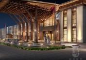 绵阳专业酒店设计公司 九黄湾国际温