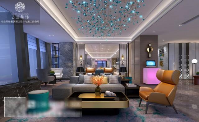 徐州酒店设计公司|西宁唐道博丽雅布国际酒店设计图