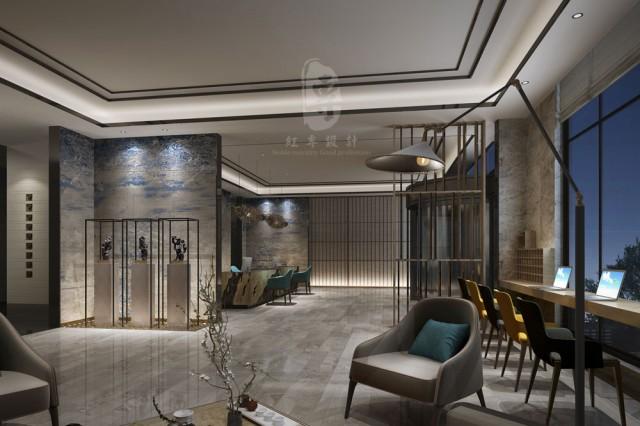 西安酒店设计 普洱·漫精品酒店