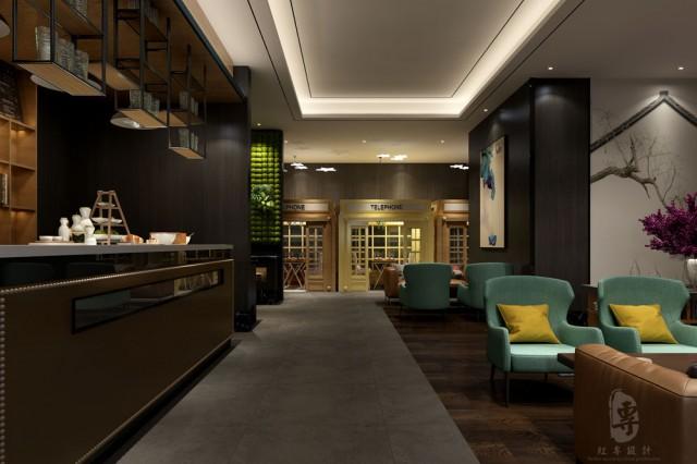 咸阳酒店设计|漫纯国际酒店