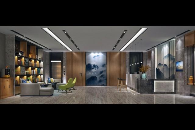 宜春精品酒店设计公司-红专设计   荔锦城市精品酒店