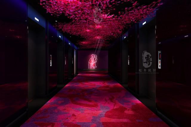项目名称:比优特主题酒店  项目地址:资阳万达  设计说明:本案是红专酒店设计公司近期完成的一个主题酒店设计作品,在该主题酒店设计中、红专酒店设计公司使用了花的美丽,海的烂漫、原野的粗放、等设计理念!用标准房型的手法打造了一个成本较低、效果较好、用户体验新鲜的一个主题酒店设计作品。