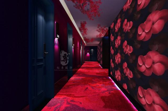 咸阳酒店设计公司|比优特主题酒店