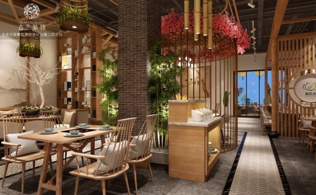 重庆汤锅店室内风格设计-重庆设计