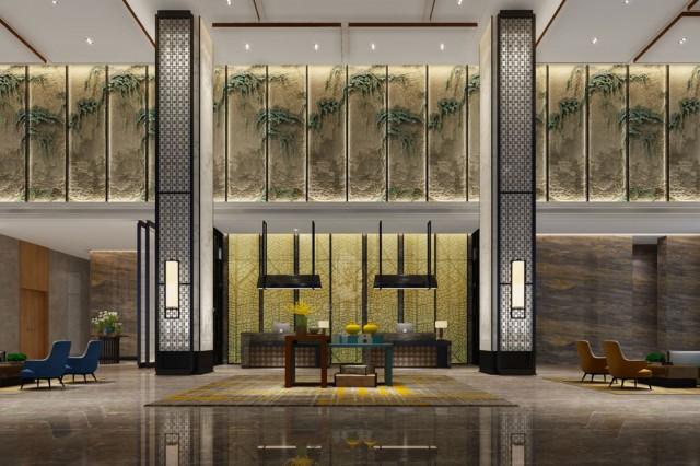 海南星级酒店设计公 | 雅安西网国际酒店