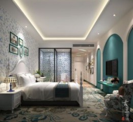 酒店怎么设计-南充营山酒店设计