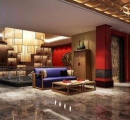 普洱度假酒店设计公司 | 九黄湾国际温泉度假酒店