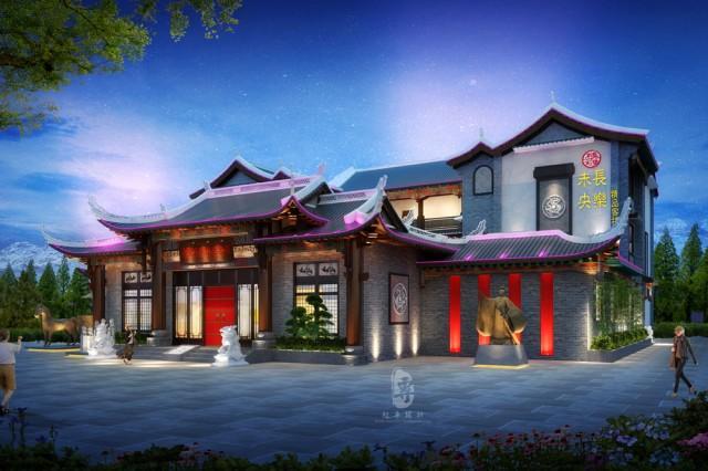 广安星级酒店设计公司 荔波长乐未央酒店客栈