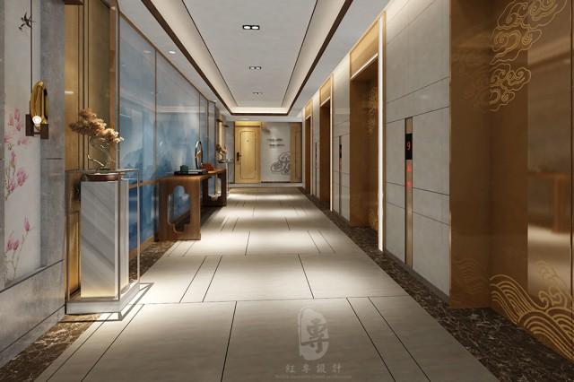 南阳精品酒店设计|礼记·春天
