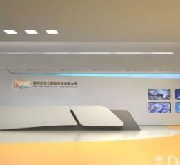 深圳办公空间设计:博雅空间办公空间