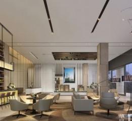 HBD 办公空间设计  立白国际商务中心