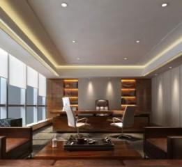HBD 中恒投资集团 办公空间设计公司
