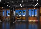 西安健身房设计|成都专业健身房设计