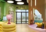 成都早教中心设计|成都培训中心设计