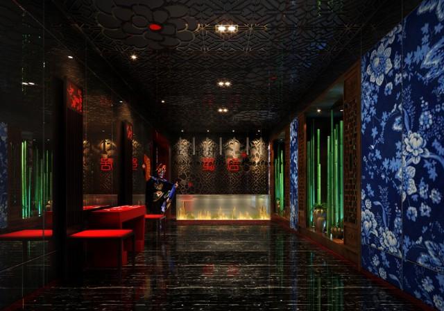内蒙古酒店设计公司|星宇·蜀居精品酒店