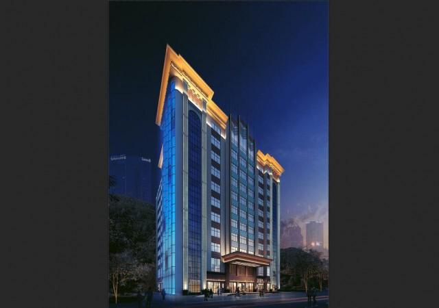 项目名称:六盘水蓝山一品酒店  项目地址:贵州省六盘水盘州市翰林街道银杏大道蓝山一品
