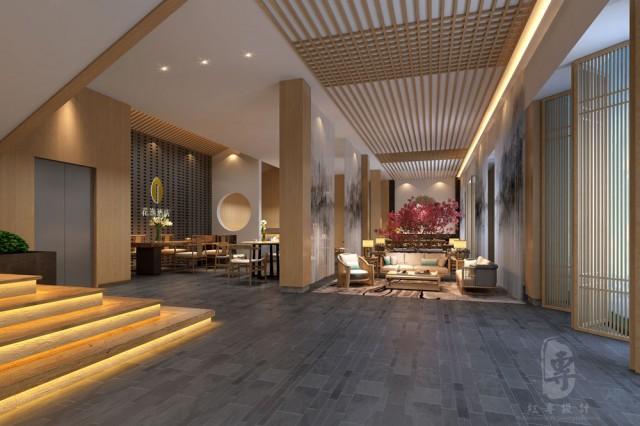 温州精品酒店设计公司|宜宾南溪花逸酒店