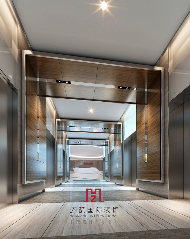 深圳办公楼装修设计/龙华办公楼装修公司 项目名称:旗瀚科技公司  设计公司:深圳环筑装饰设计工程有限公司