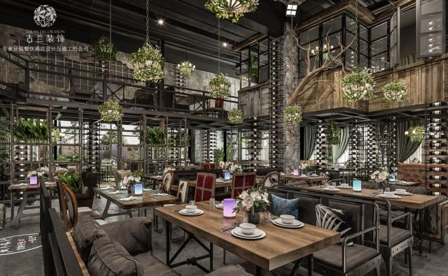 流苏音乐餐厅-成都音乐餐吧设计|成都音乐餐厅设计公司